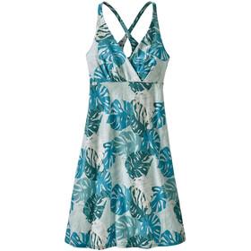 Patagonia Amber Dawn Dress Women tarkine fern/tasmanian teal